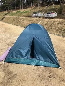 キャンプ9